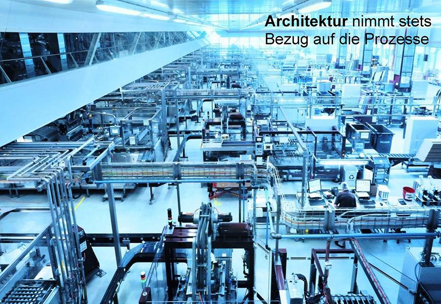 Nous fournissons à votre unité de production bien plus qu'une simple enveloppe architecturale.