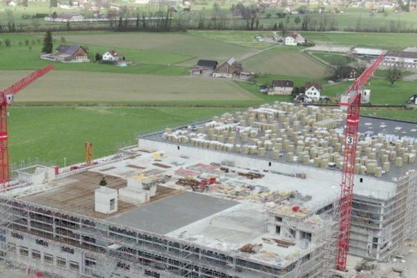 Ein neues Distributionszentrum für Estée Lauder