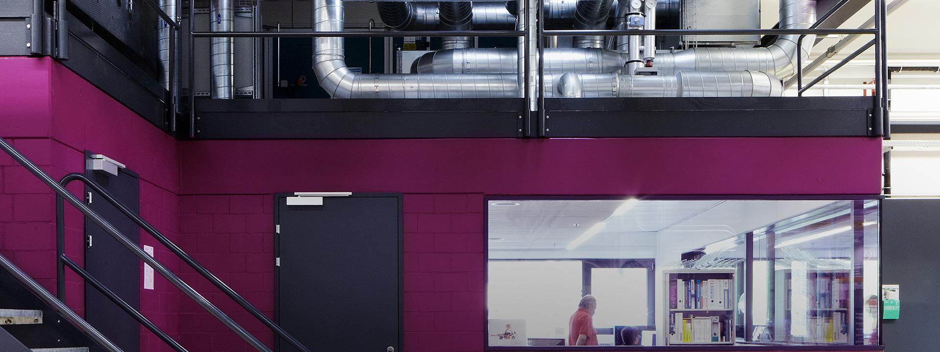 IE Technology - Partner für Bauvorhaben mit höchsten Ansprüchen an Reinraum, Energieeffizienz und Produktionsfluss