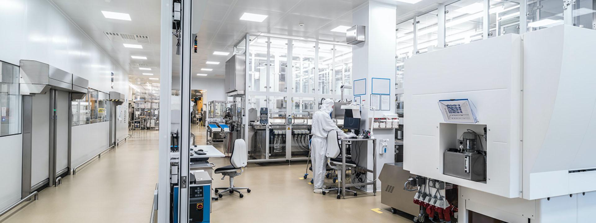 IE Plast - Top-Expertise in Reinraum, Energieeffizienz und Prozessoptimierung im Industriebau