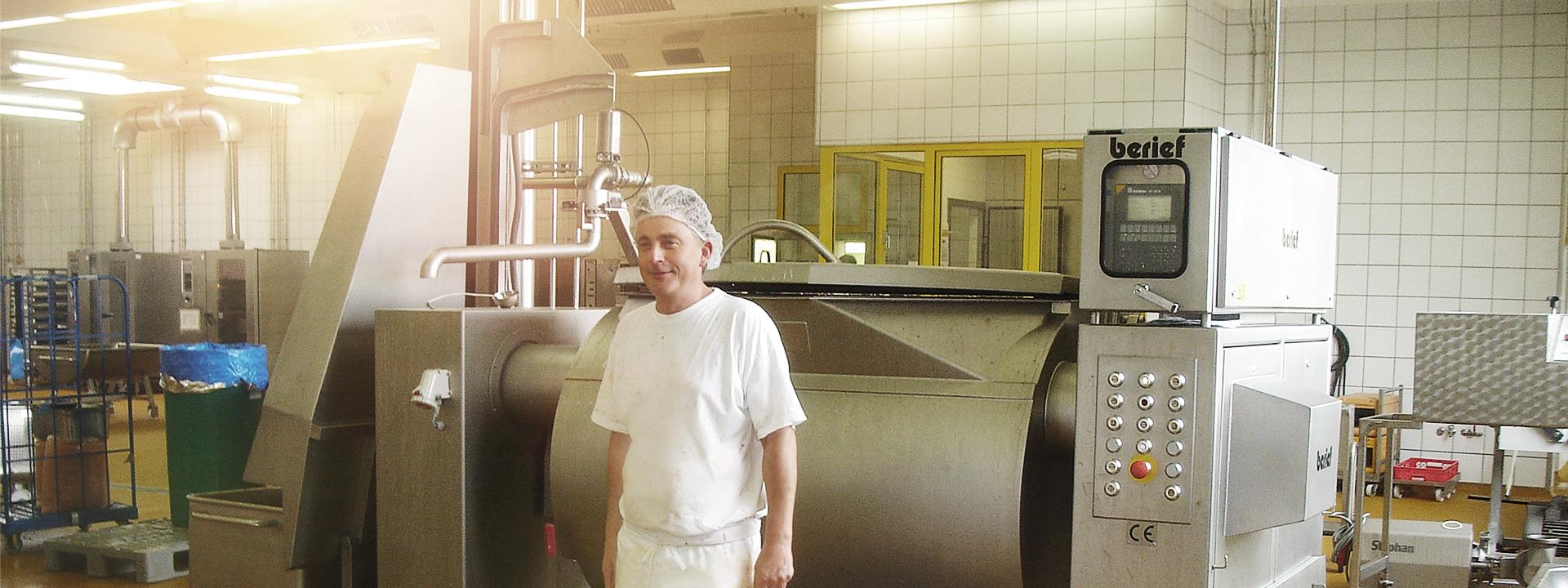 Food-Betriebsstätte Trendmeal AG