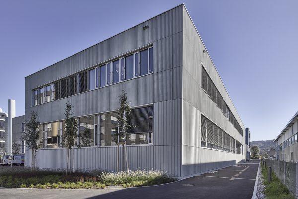 Zukunftssichere und nachhaltige Firmenzentrale für die Anklin AG