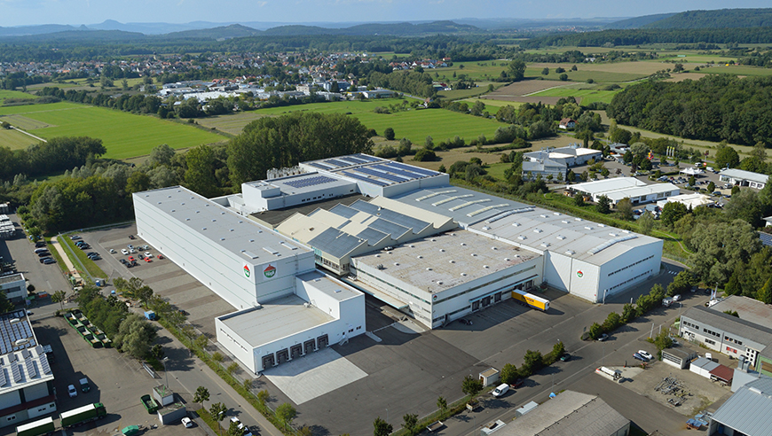 Generalplanung und Umsetzung einer vollautomatischen Produktionsanlage für Lebensmittel.