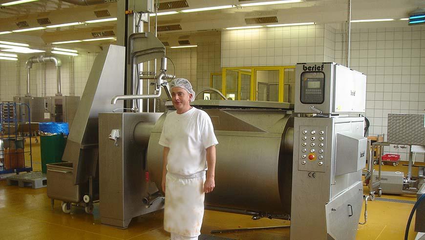 IE-Masterplan und Generalplanung für die Erweiterung eines Convenience-Food-Betriebs, Trendmeal AG, Wernberg-Köblitz.
