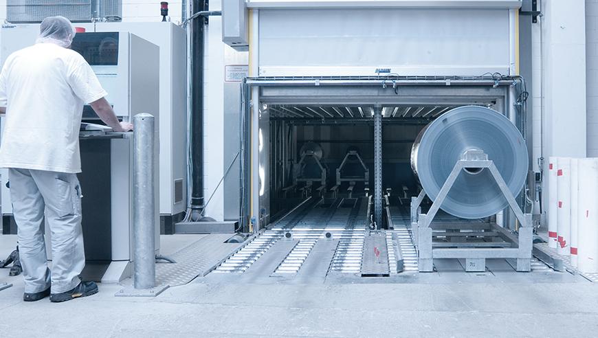 Betriebs- und Bauplanung eines Neubaus für die Produktion von Verpackungen, Ampac Flexibles AG.