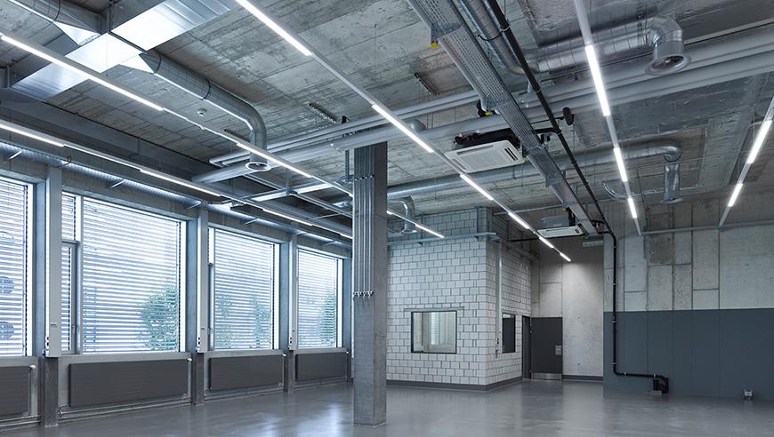 Planung und Realisierung eines neuen Hauptsitzes für die Anklin AG.
