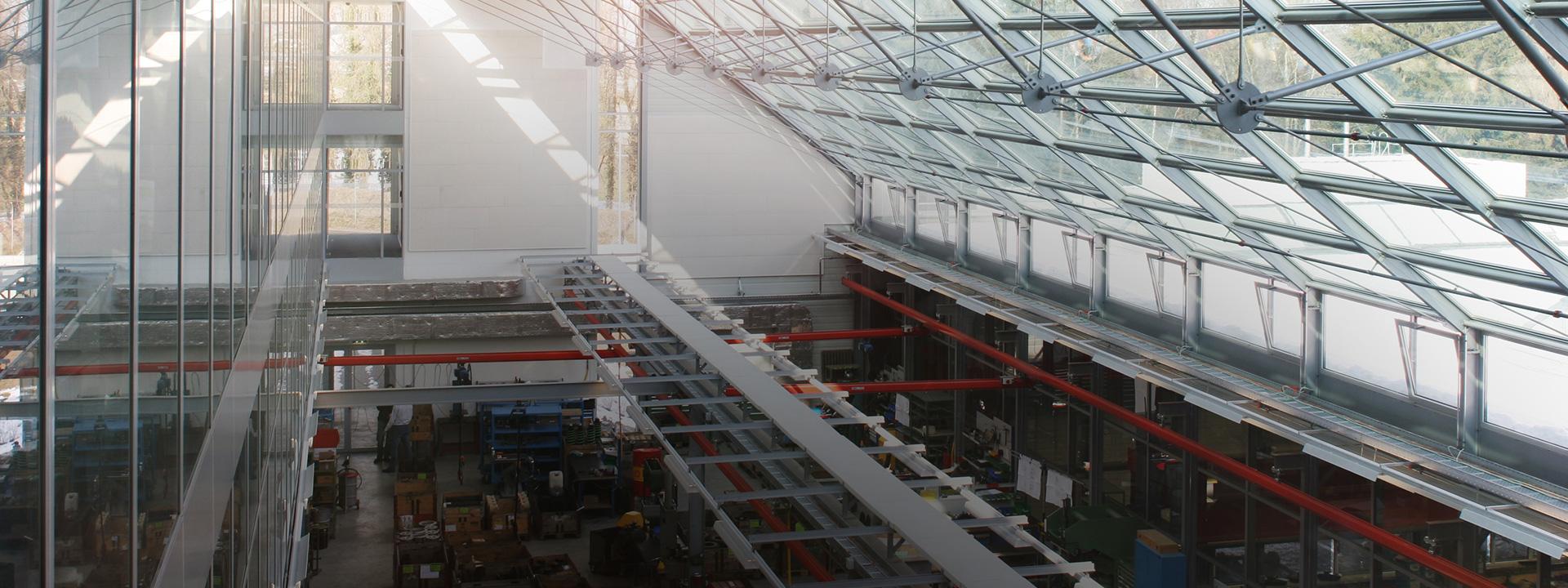 IE Industrial - Projekte derOptimierung und verbesserten Energieeffizienz