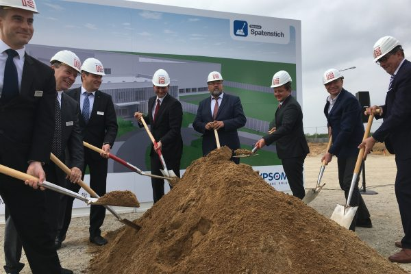 Ypsomed investiert in Schwerin in die Zukunft