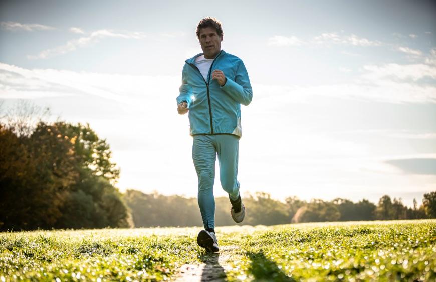 Günter Zintl Ultramarathon-Läufer und IT Administrator bei der IE Group