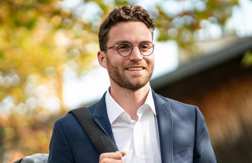 Fabian Koch Hobbysegler und Betriebsplaner / Leiter Digitalisierung und Automatisierung bei der IE Group