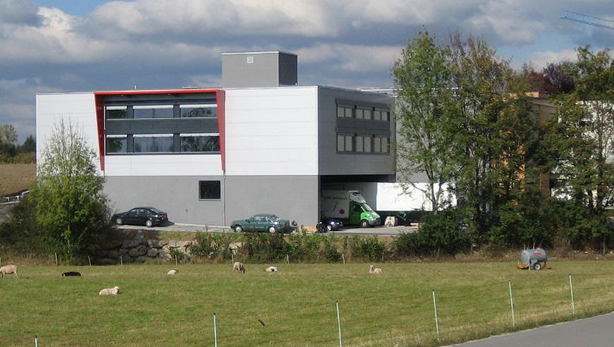 Planung und Realisierung eines Erweiterungsbaus zur Lebensmittelproduktion, Josef Müller Gemüse AG.