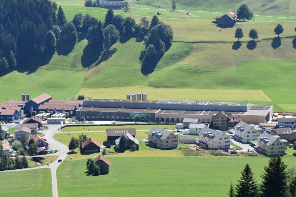 B. Braun Medical eröffnet ausgebauten Standort Escholzmatt