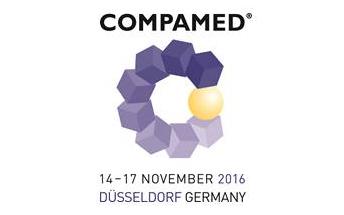 IE Group blickt auf eine erfolgreiche COMPAMED 2016 zurück