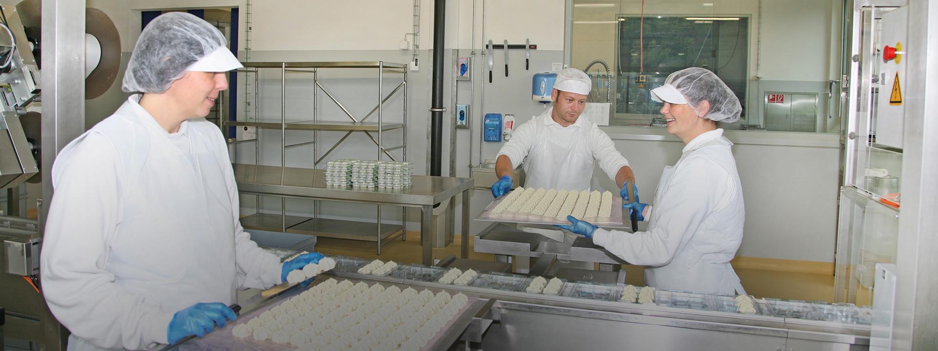 IE Food - Projekte nach Hygiene- und Energieeffizienzvorgaben