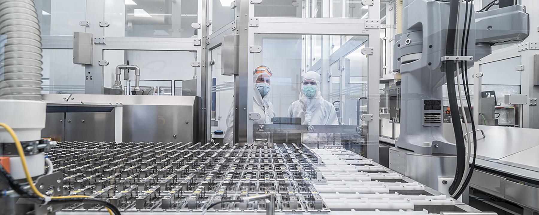 Branchenspezifisches Know-how dank langjähriger Erfahrung in der MedTech-, Life Science- und Pharmaindustrie