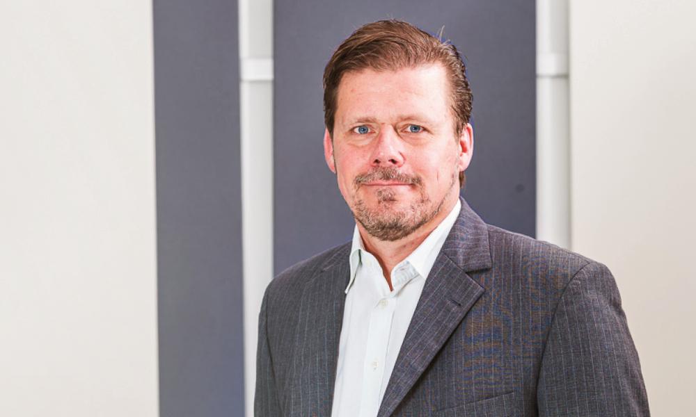 IE Packaging Geschäftsführer Ingo van Koll