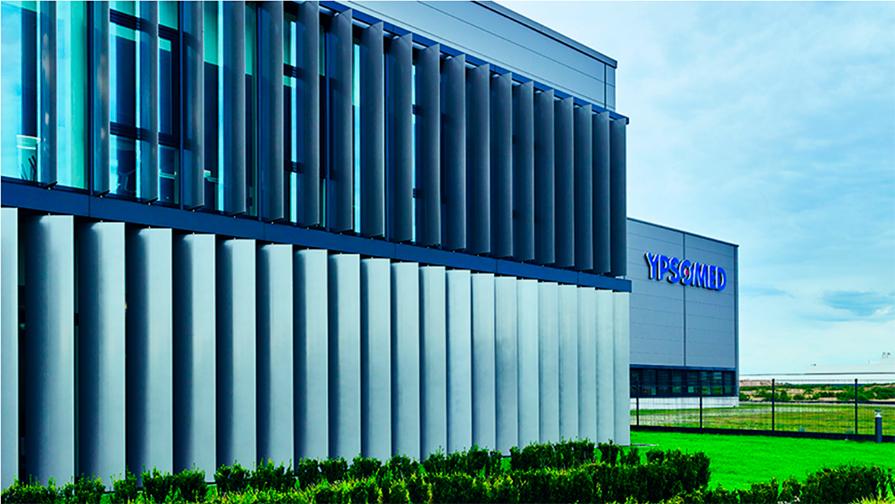 Neuer Standort mit energieeffizientem Betriebslayout und optimalem Informationsfluss.